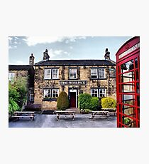 The Woolpack - Emmerdale Farm Country II Photographic Print
