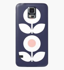 MCM Bloomin' Bluebell Case/Skin for Samsung Galaxy