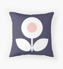 MCM Bloomin' Bluebell Throw Pillow