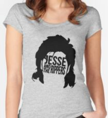 Jesse And The Rippers Forever Women's Fitted Scoop T-Shirt