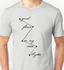 Stydia - Focus on my voice. (BLACK) T-Shirt
