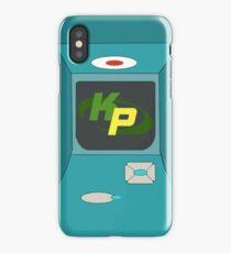 Kimmunicator KP Kim Possible iPhone Case/Skin