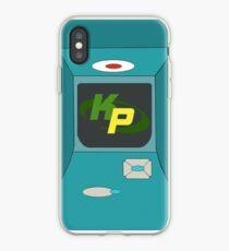 Vinilo o funda para iPhone Kimmunicator KP Kim Possible