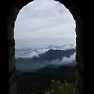 window of the great wall by mantahay