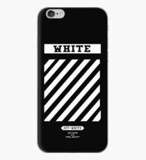 Off White Black iPhone Case