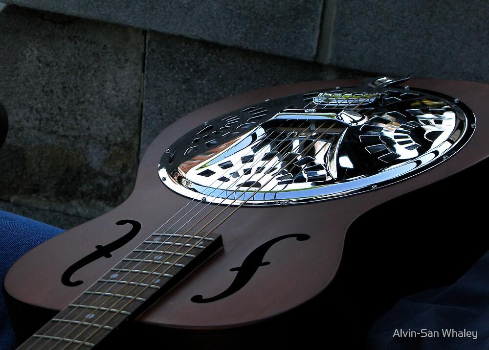 Steel Strings by Alvin-San Whaley