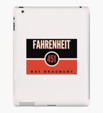 Fahrenheit 451 iPad Case/Skin