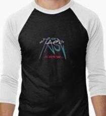 TASE lofi Men's Baseball ¾ T-Shirt