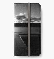 Jetty at Lake Annecy.....France iPhone Wallet/Case/Skin
