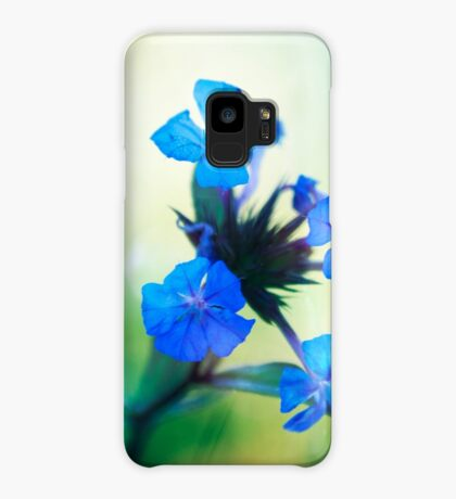 Tangled up in Blue Case/Skin for Samsung Galaxy