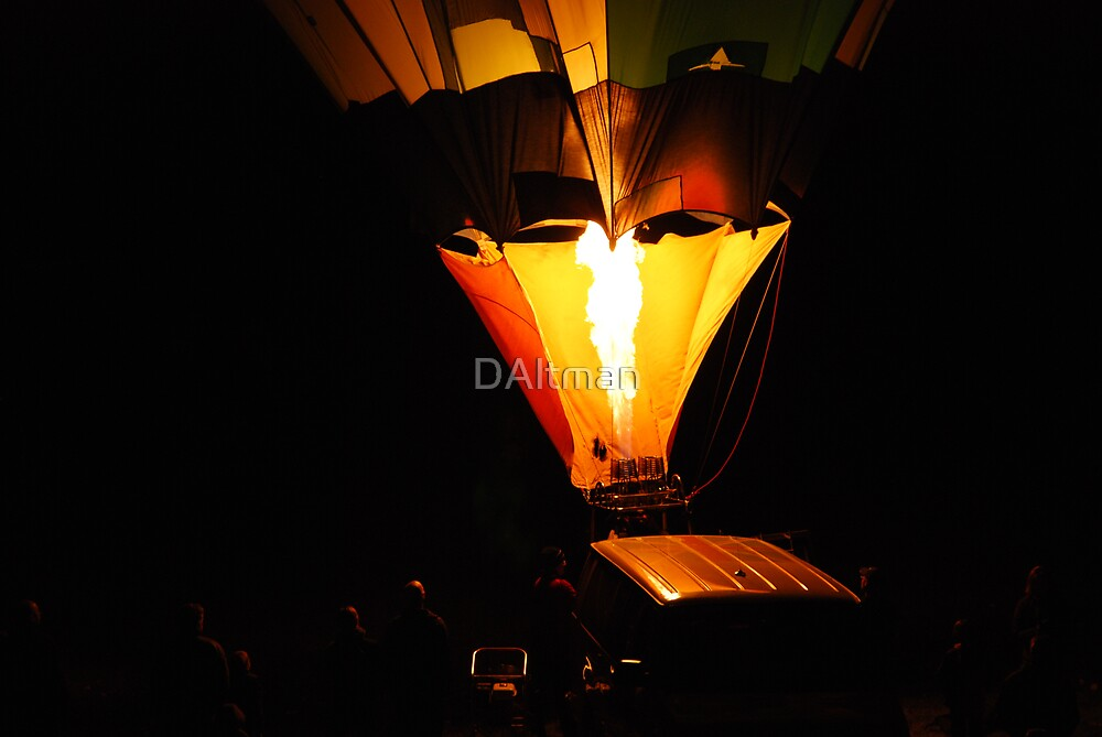 Heat up the Balloon by DAltman
