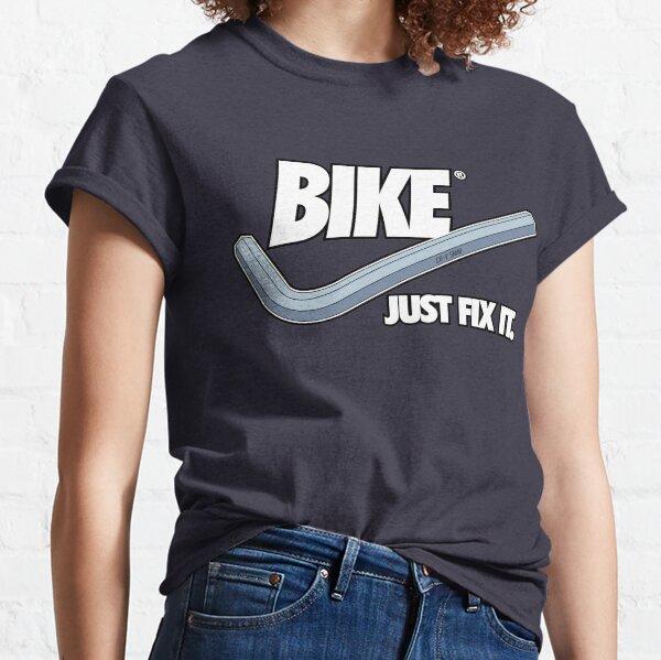 BIKE - Just Fix It   Light Classic T-Shirt