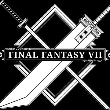 FINAL FANTASY VII Cloud v.s Sephiroth de refritomix
