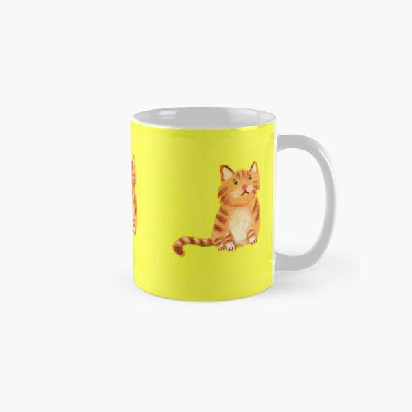 Ginger Cat Classic Mug