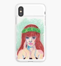 Pastel Girl iPhone Case/Skin