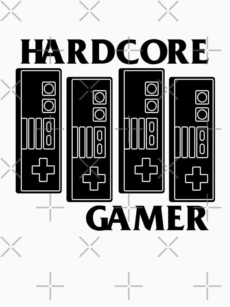 HARDCORE GAMER de refritomix