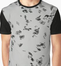 Line Pattern Graphic T-Shirt