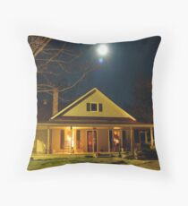 Fullmoon Farm Throw Pillow