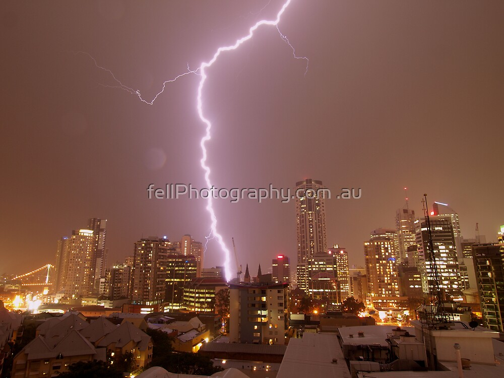 Summer Storms are coming by fellPhotography.com .au