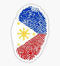 Identität Philippinen Sticker