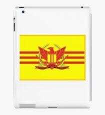 War Flag of South Vietnam iPad Case/Skin
