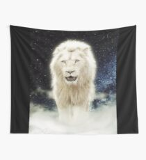 SPIRIT LION Wall Tapestry