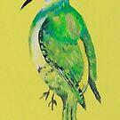 Woodpecker by ec-art