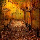 Autumn Silkscreen by Jessica Jenney