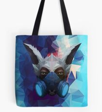 Meepo Low Poly Art Tote Bag