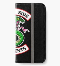 southside serpents riverdale iPhone Wallet/Case/Skin