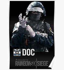 Doc | R6 Operator Series Poster