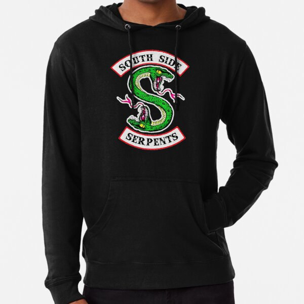 southside serpents riverdale Lightweight Hoodie