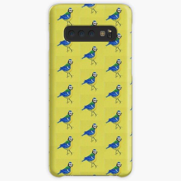 Blue Tit Samsung Galaxy Snap Case