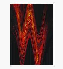 Abstract Lines 21 Photographic Print