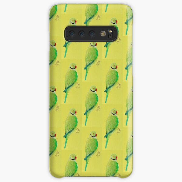 Parakeet Samsung Galaxy Snap Case