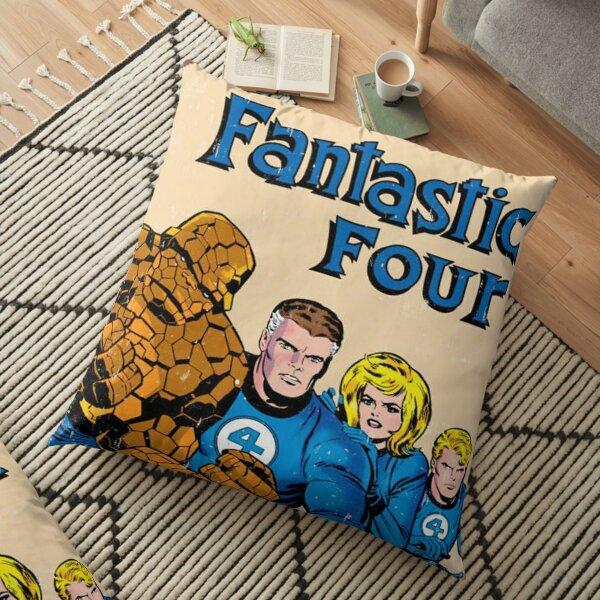 The Fantastic Four Floor Pillow