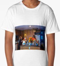 Thanksgiving Preparation Long T-Shirt