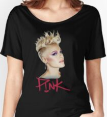 Alecia Beth Moore Women's Relaxed Fit T-Shirt