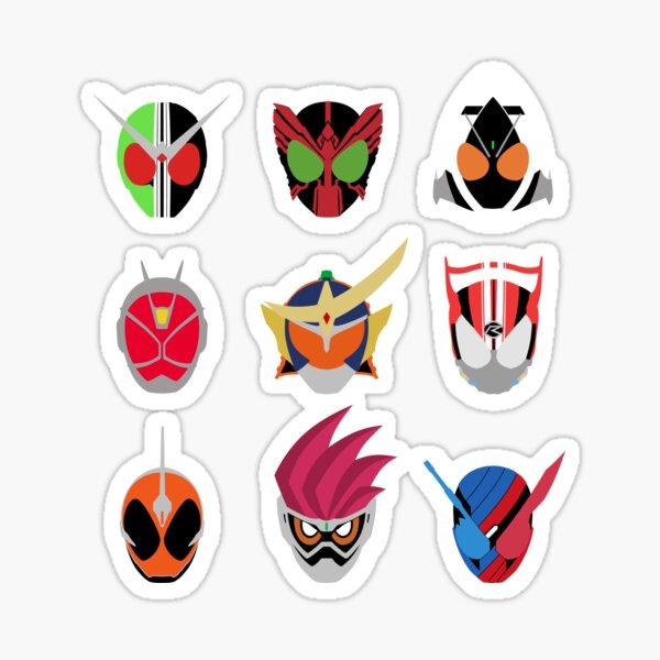 2009-2017 Heisei Phase 2 Sticker