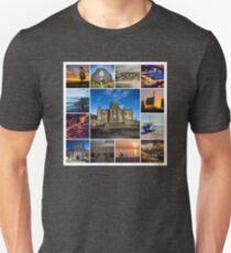 Port Talbot Collage Unisex T-Shirt