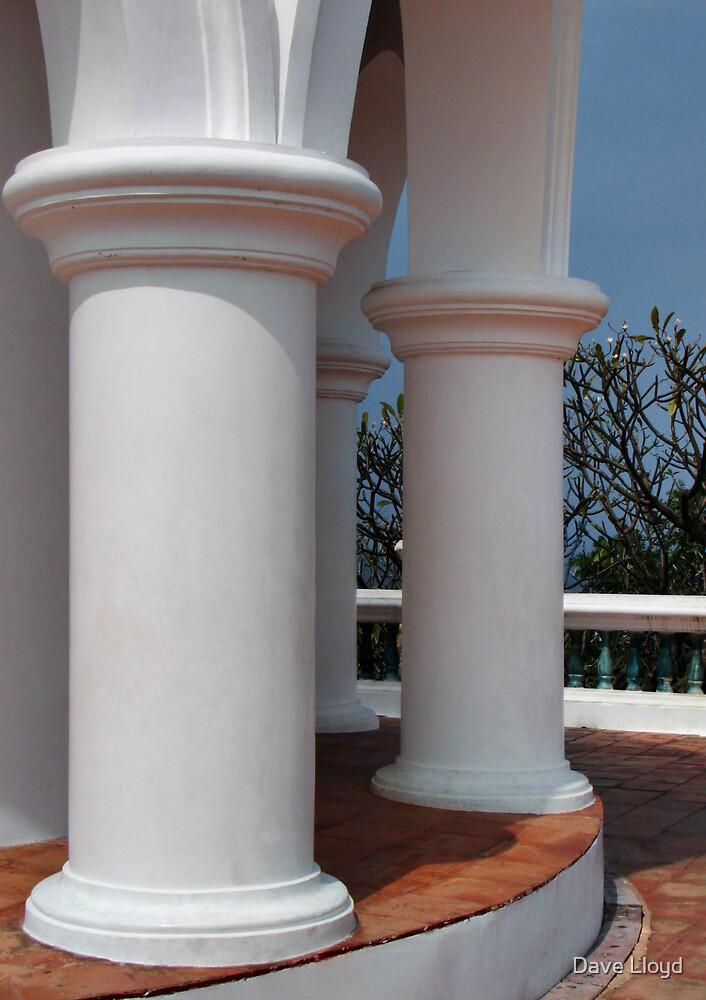 Pillars by Dave Lloyd