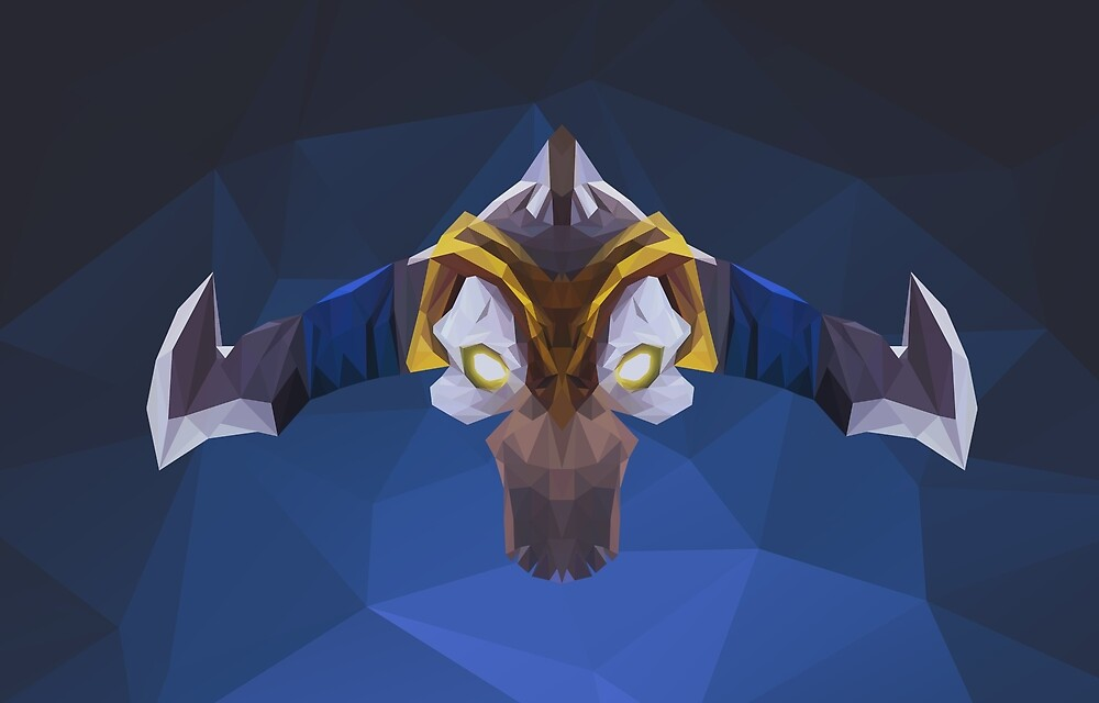 Sven Low Poly Art by giftmones
