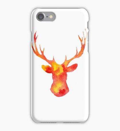 Summer Stag iPhone Case/Skin