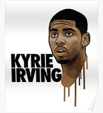 Kyrie Andrew Irving Poster