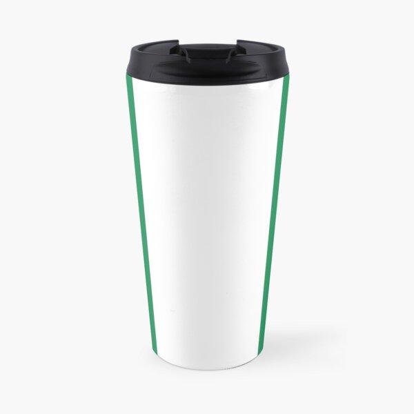 Flag of Nigeria Travel Mug
