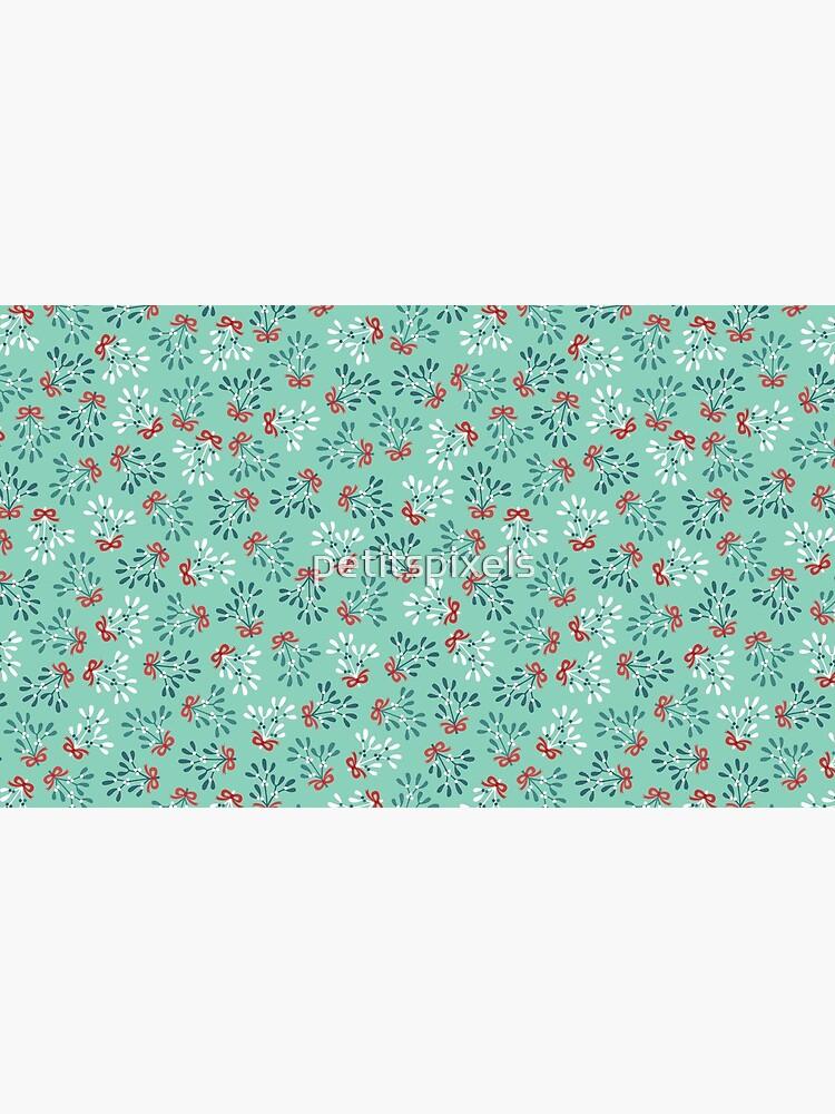 Ditsy mistletoe by petitspixels