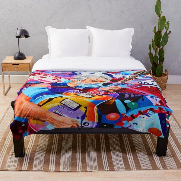 Bob Weir 4 Throw Blanket