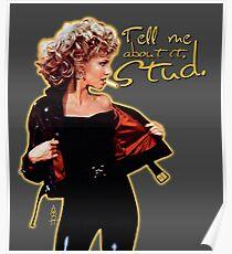 Sandy - Erzähl mir davon Stud! Poster