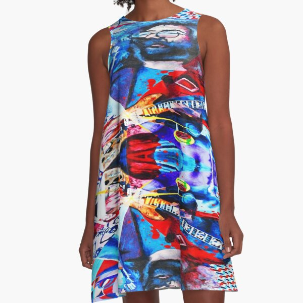 Jerome Thirteen Point Oh A-Line Dress