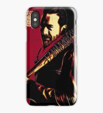 Negan Obey iPhone Case/Skin